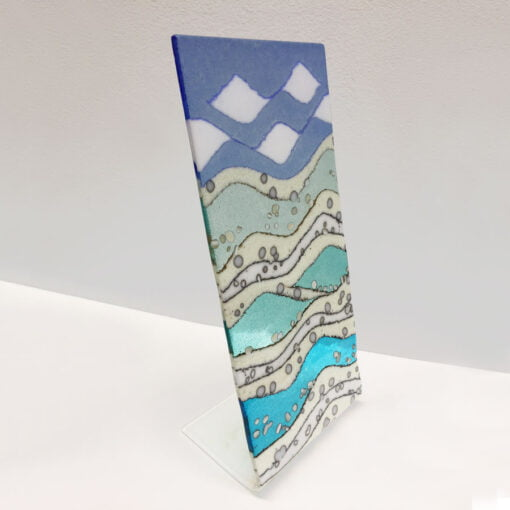Shore to Sky standing panel