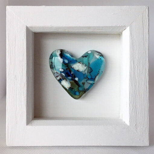 Heart in Frame by Catherine Lowe